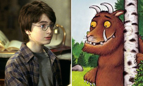 Harry Potter and the Gruffalo