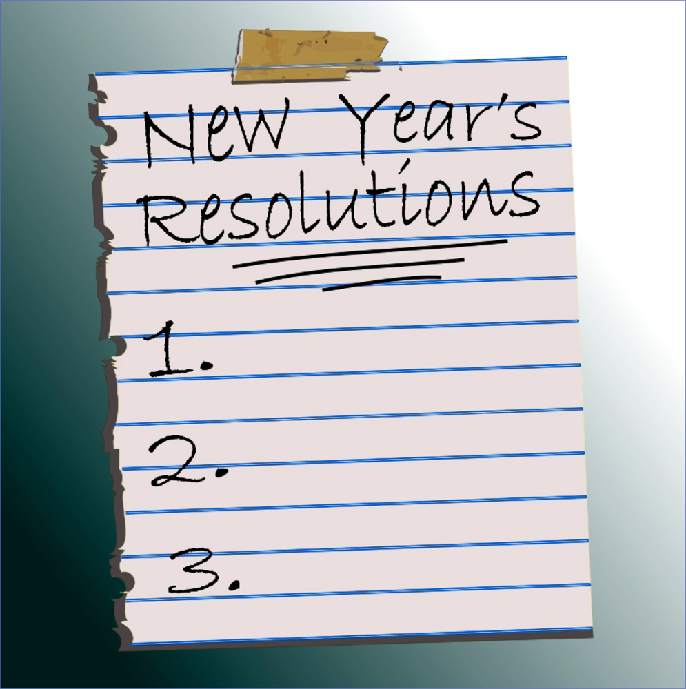 Thought for the Week: New Year\'s Resolutions – Heavers Farm Primary ...