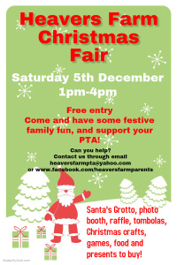 christmas fair poster 2015 (less info)