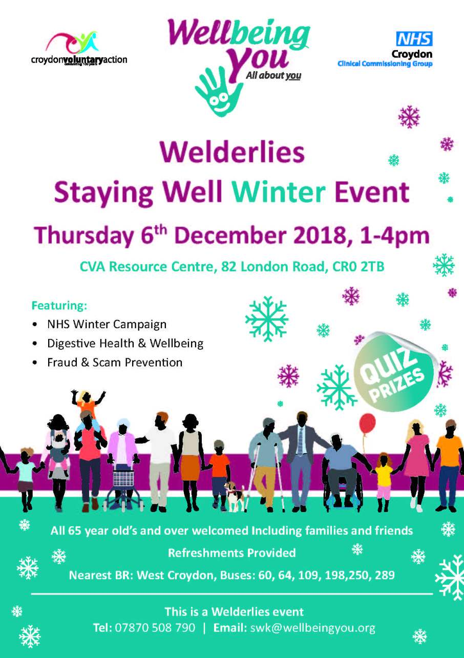 welderlies staying well winter event