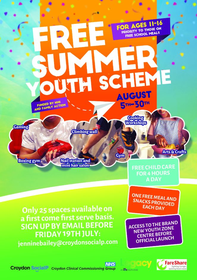 Summer Youth Scheme
